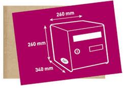 Comment raccorder sa boîte aux lettres au réseau postal ?